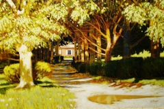 Nassau Orchard Lane, 20x30