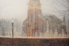 St Peters in Snow, 8x10