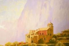 Above Ravella, 22x28