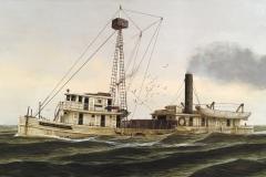 Alden Swan, 20x30