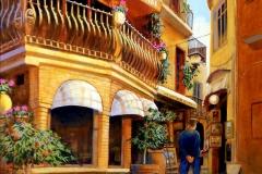 Alta Taormina, 16x24