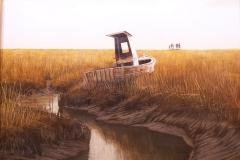 Leipsic Marsh, 16x20