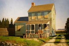 Leipsic House, 20x28