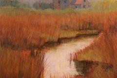 Marsh Farm, 12x16