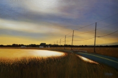 Marsh Road, 22x28