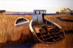 Oyster Derelict