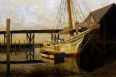 Oysterman, 18x24