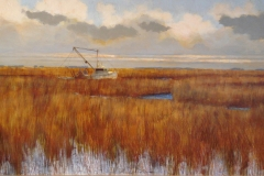 Wachapreague Marsh, 15x30